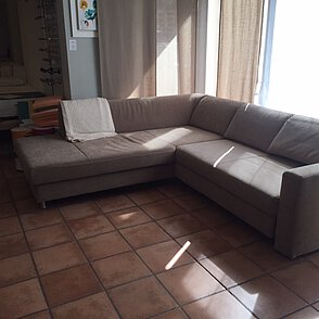 Couch Modell 9657